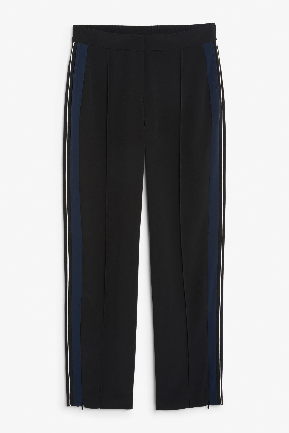 Sporty trousers - Black