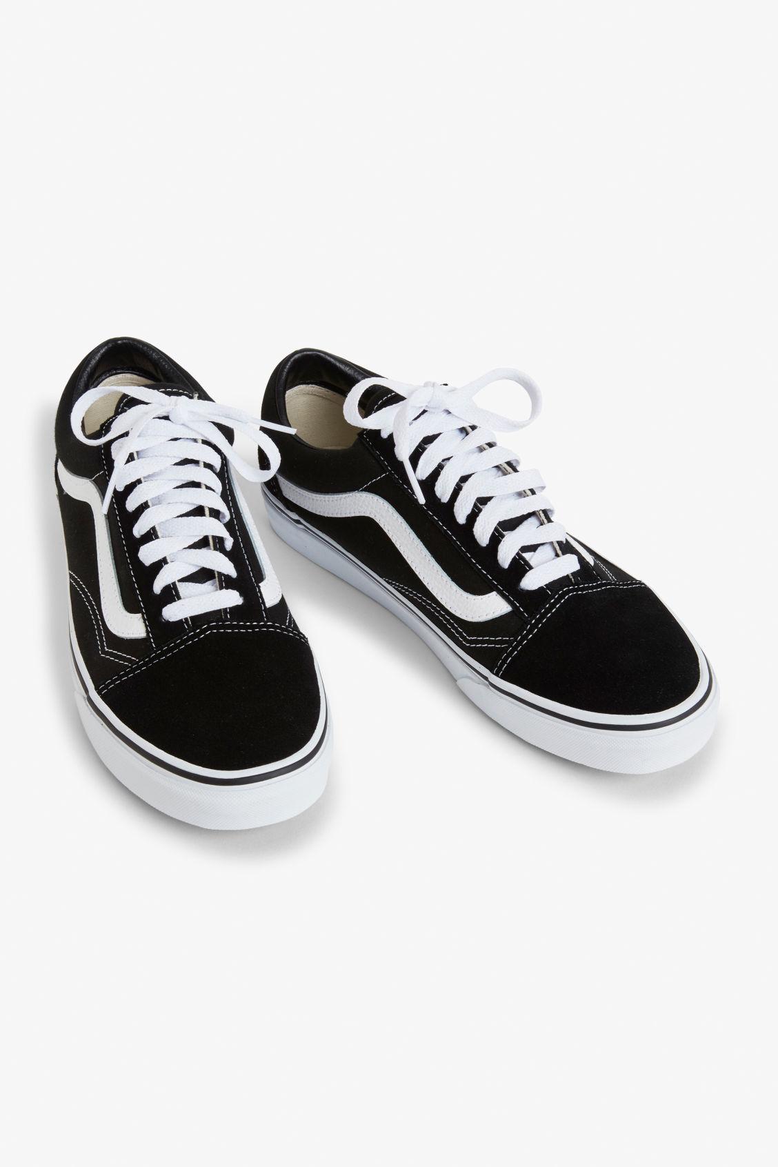 3cd626cc4ed86 Vans old skool - Black magic - Shoes - Monki