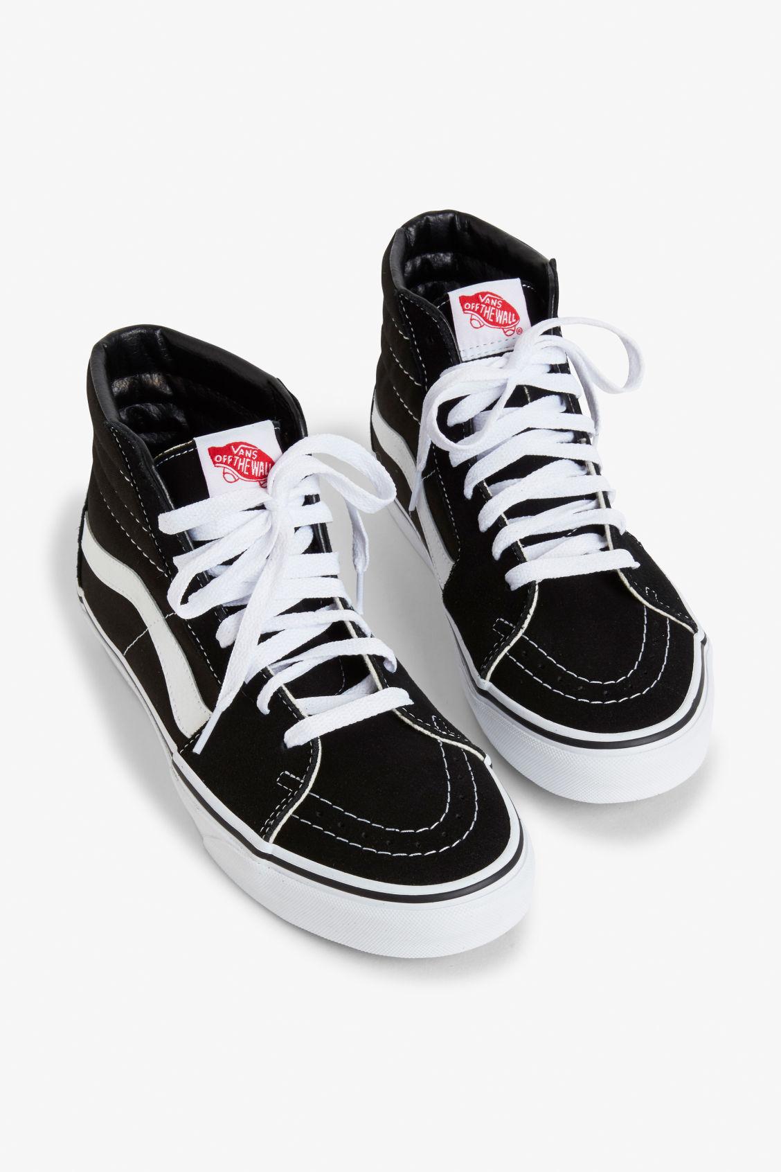 a18526b784 Vans old skool platforms - Black magic - Shoes - Monki