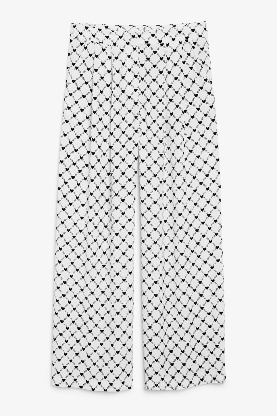 Flowy trousers - White