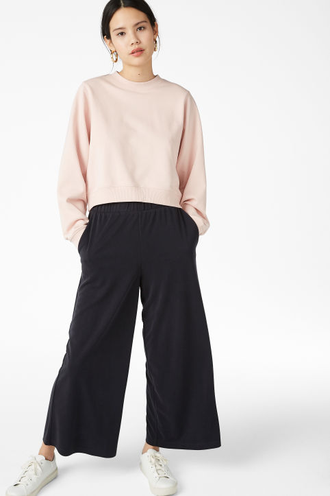 Super-soft trousers