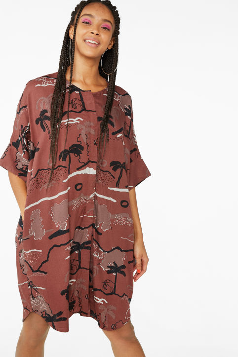 777c04120f4 Oversized shirt dress Oversized shirt dress