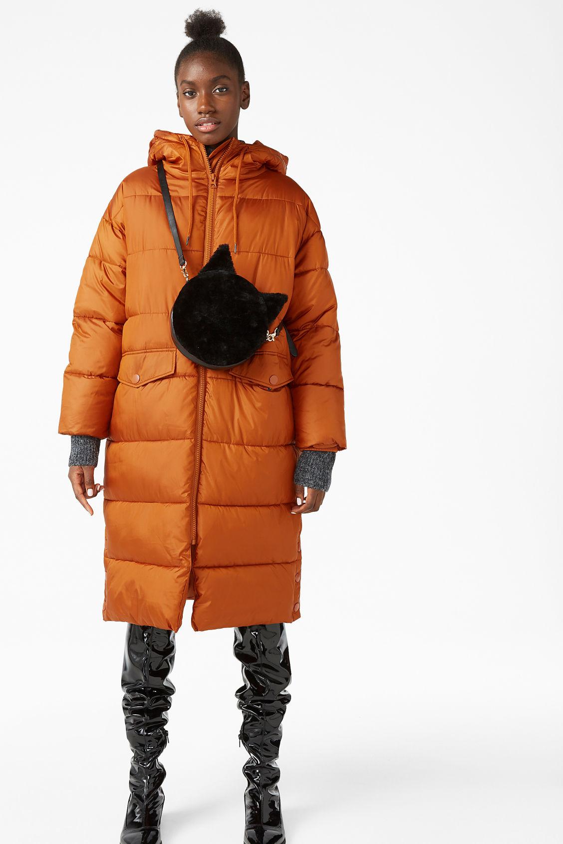Oversized Puffer Coat Reclaimed Rust Coats Amp Jackets