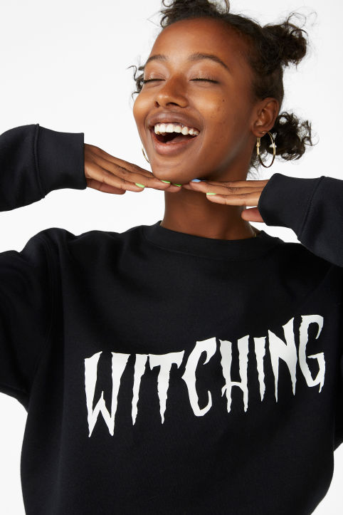 Witching sweater