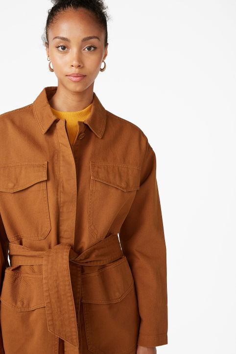 Coats   jackets - Clothing - Monki c142da9f0f