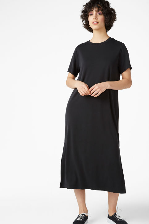 Super-soft t-shirt dress
