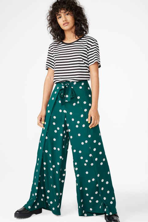 Flowy trousers