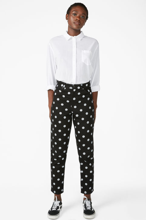 Taiki dotted jeans