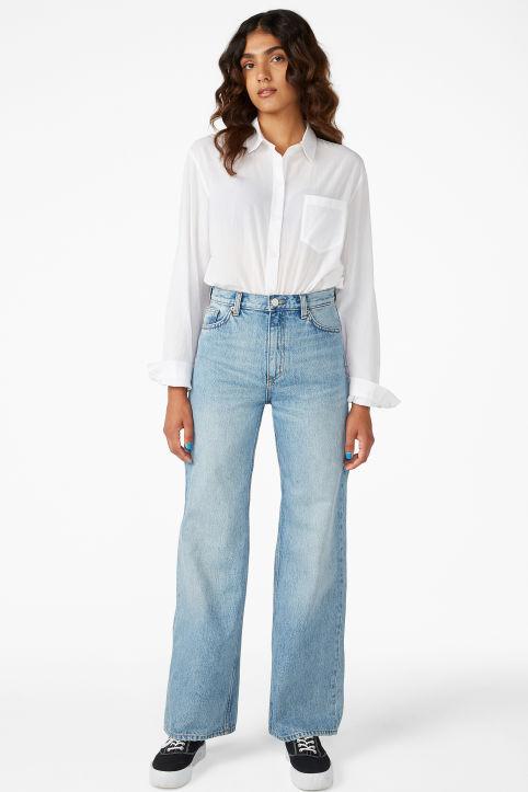 3f918fd6532 Yoko light blue jeans ...