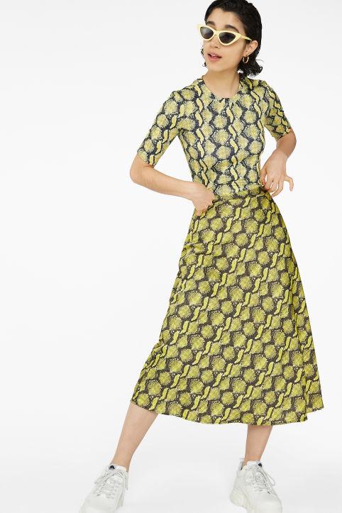 ecc6946c32 Silky midi skirt Silky midi skirt. Quick shop