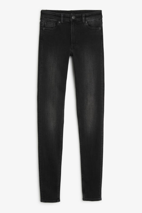 Mocki washed black jeans