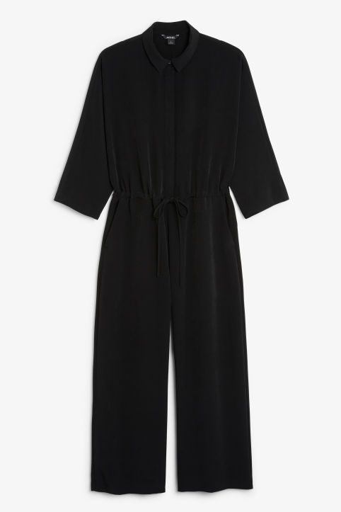 Wide fitting jumpsuit