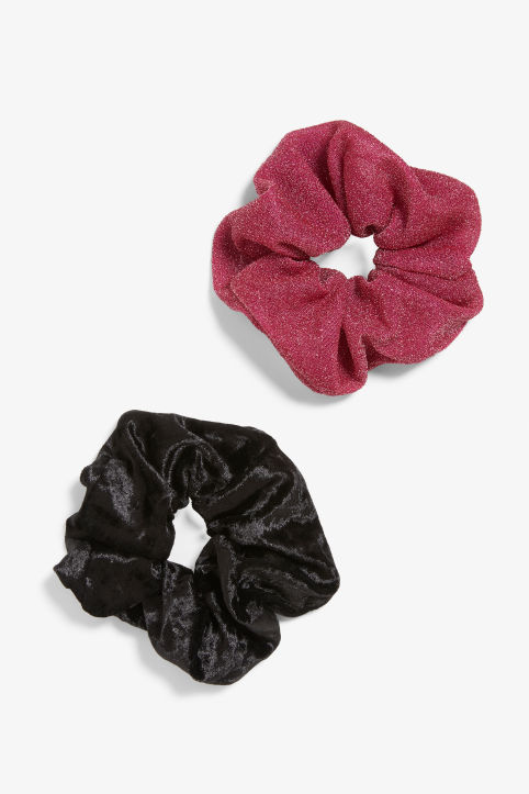 Pack of two scrunchies