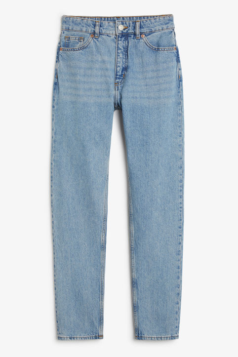 Kimomo mid blue x-long jeans