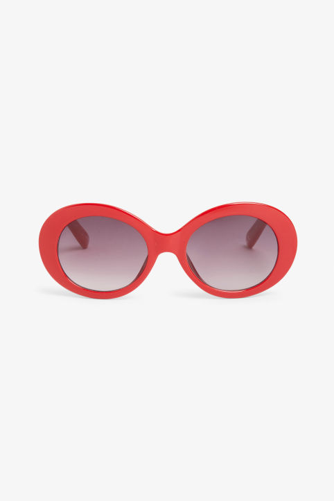 Oval lense sunglasses