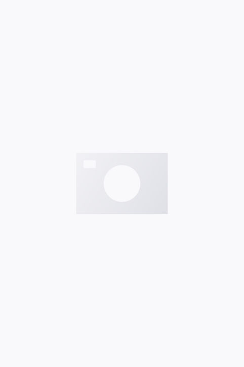 Front image of Monki utility jacket in white