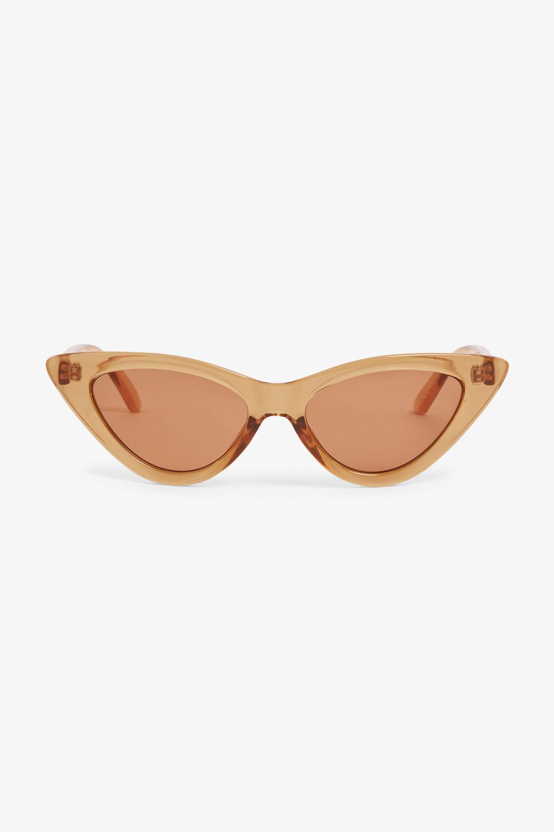 13aeebd2a2 Cat eye sunglasses - Black magic - Sunglasses - Monki