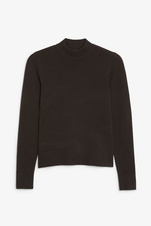 Long sleeved turtleneck
