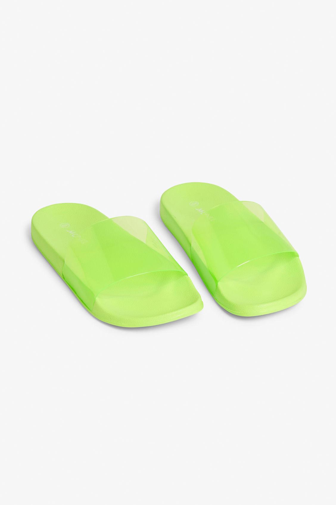 0f562881236 Beach sandals - Shine bae shine - Shoes - Monki