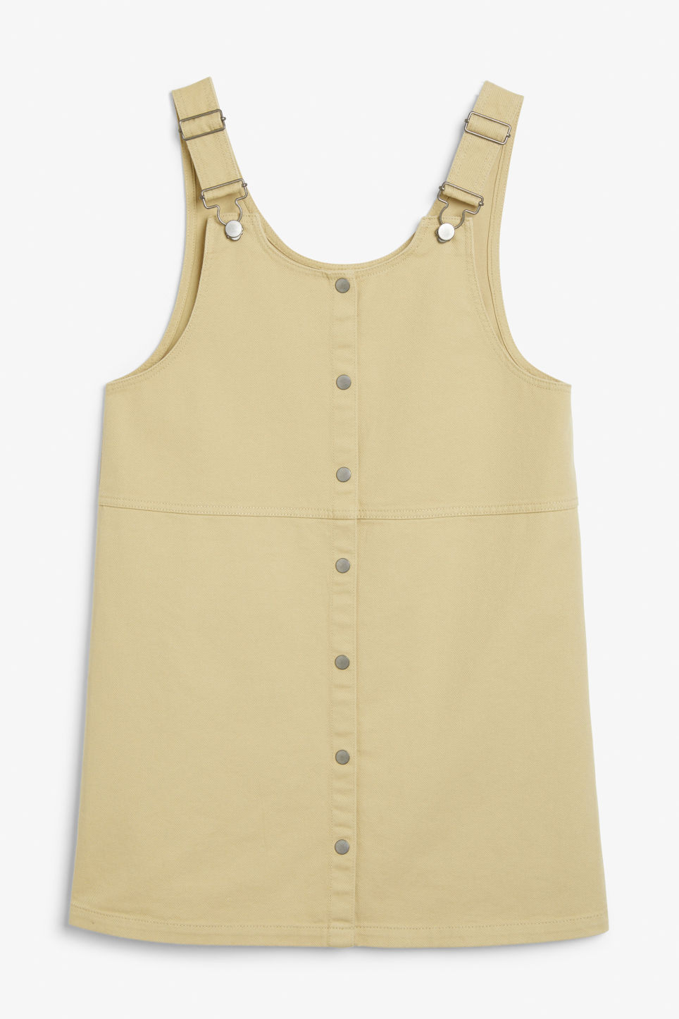 Front image of Monki null in beige