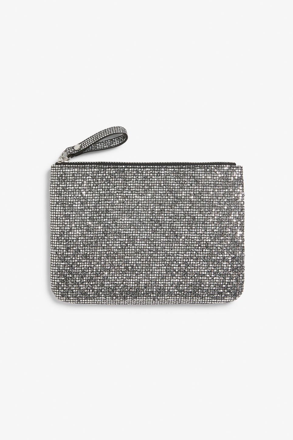 Front image of Monki  in silver