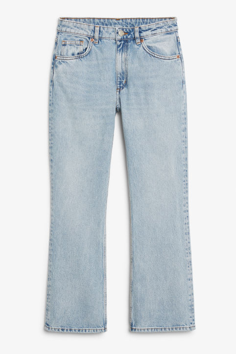 Zoey light blue jeans