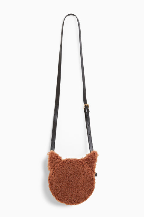Cross shoulder cat bag