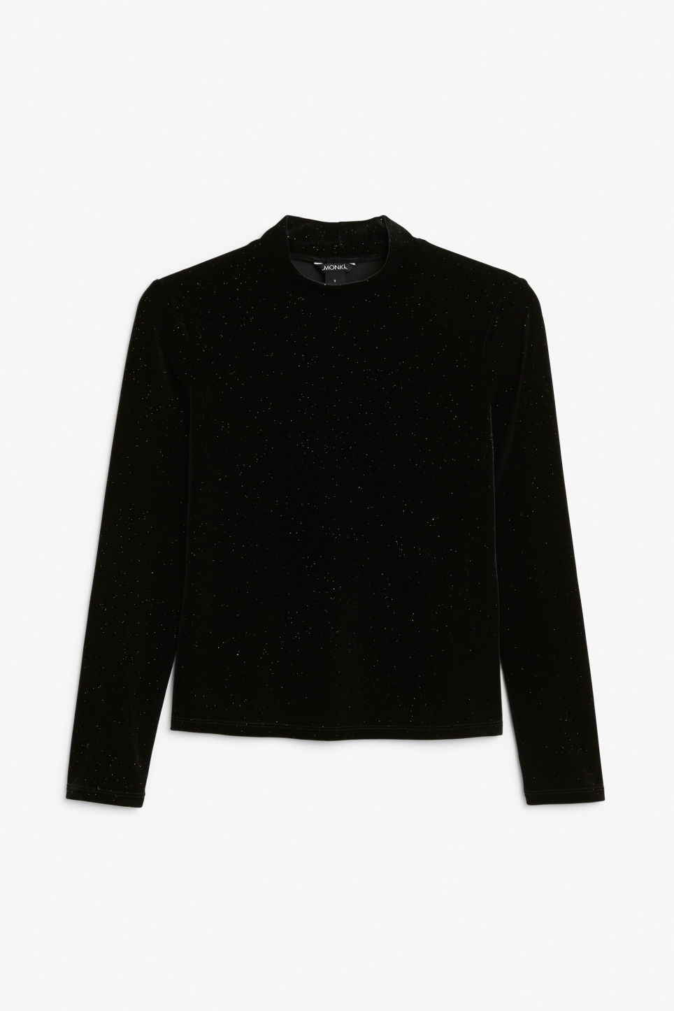 Front image of Monki  in black