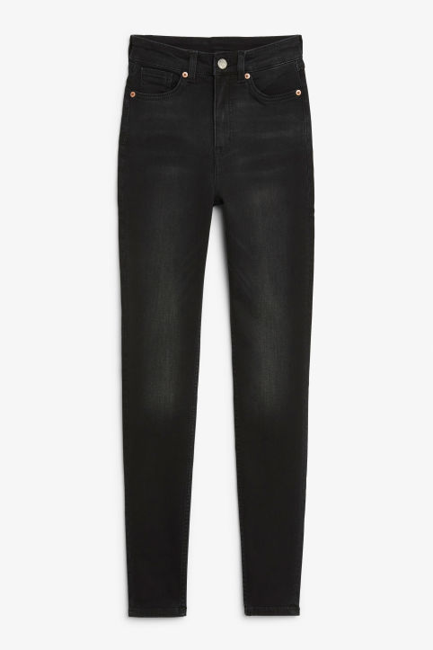 Oki washed black jeans