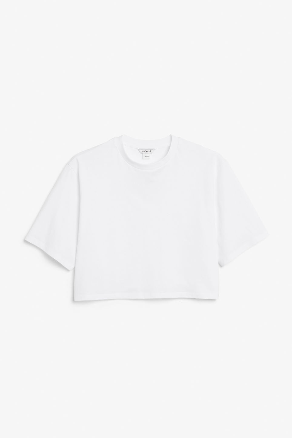 Front image of Monki null in white