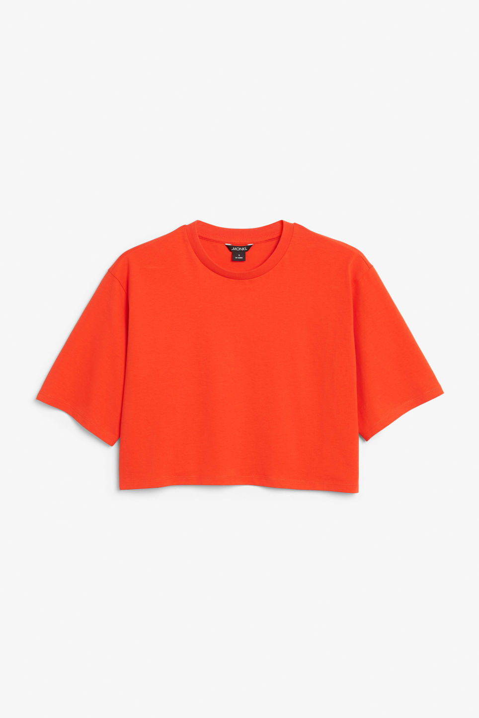 Front image of Monki null in orange