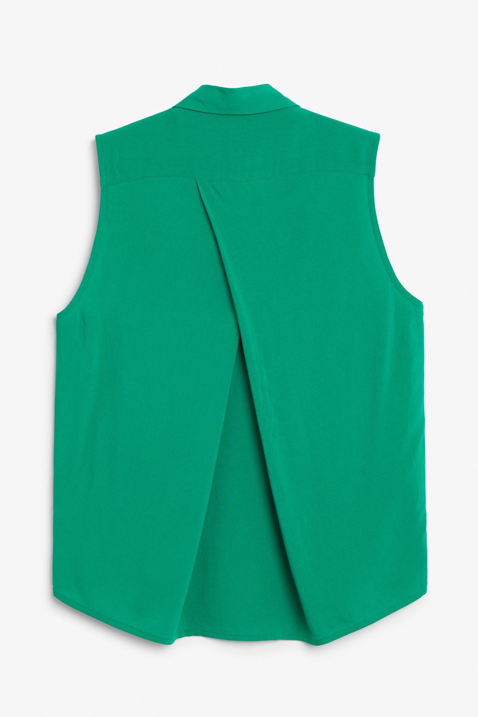 Back image of Monki  in green