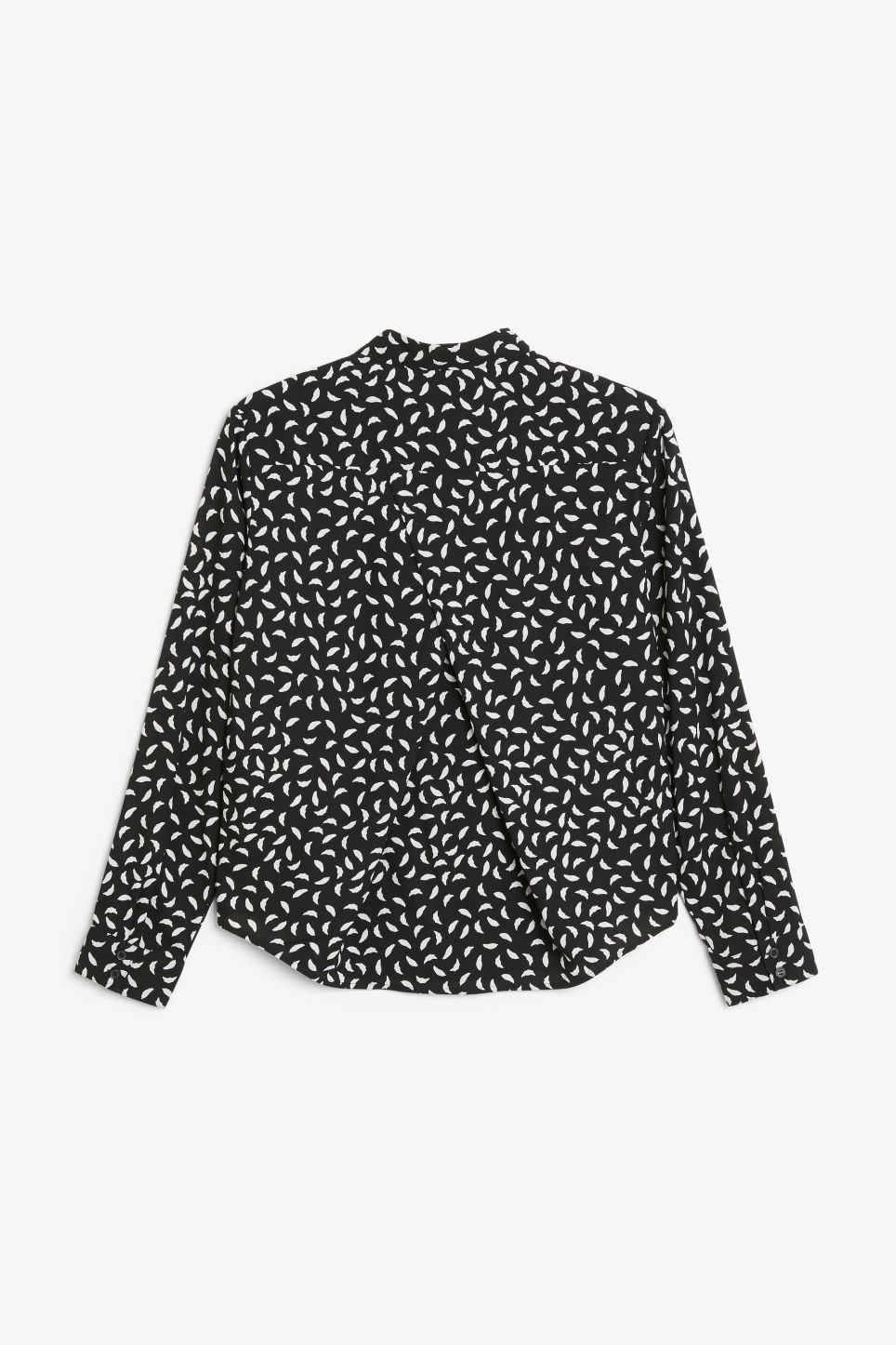 Back image of Monki  in black