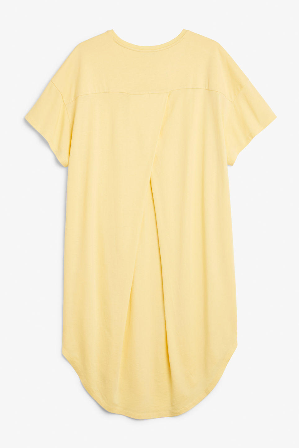 Back image of Monki  in yellow
