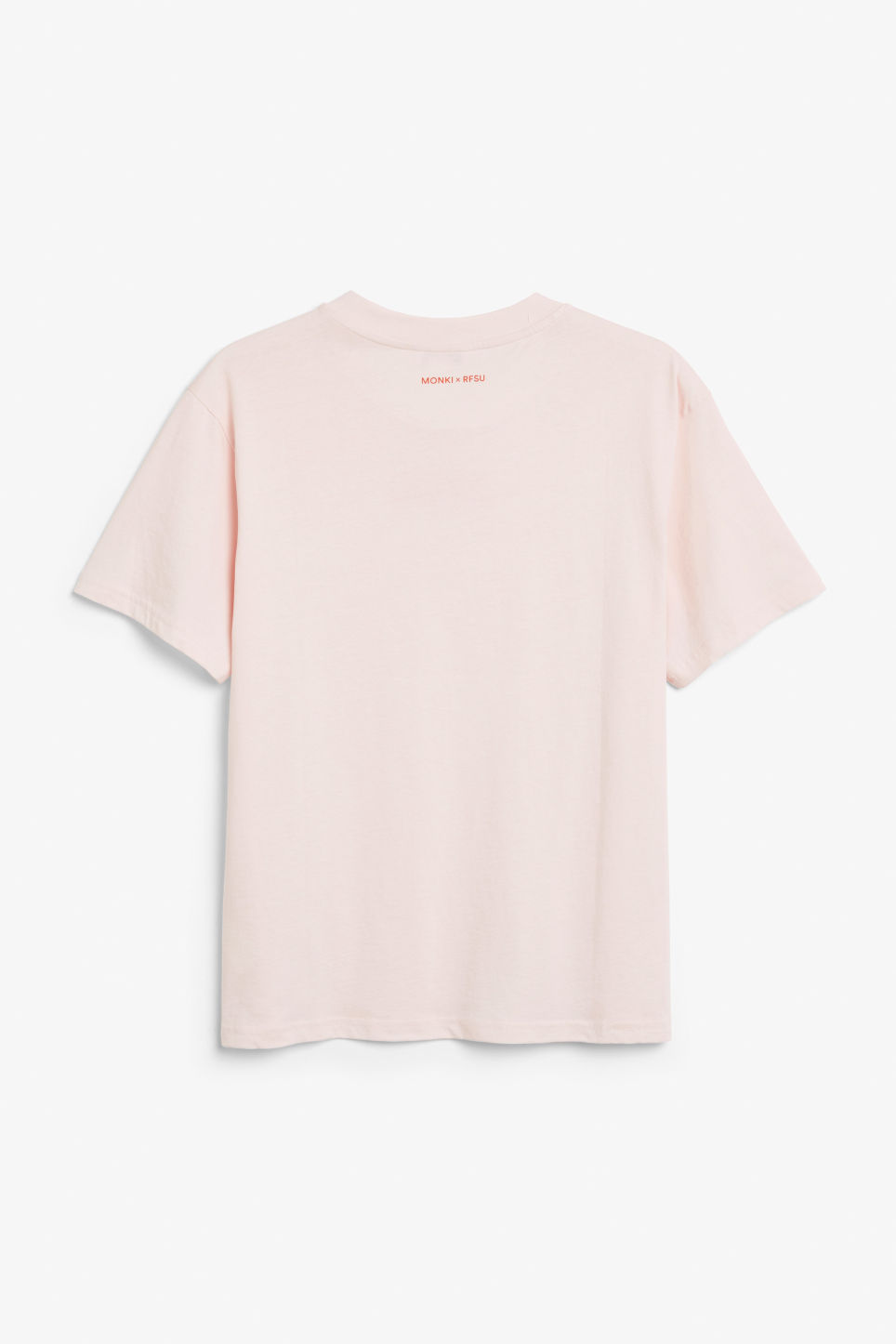 Back image of Monki null in pink