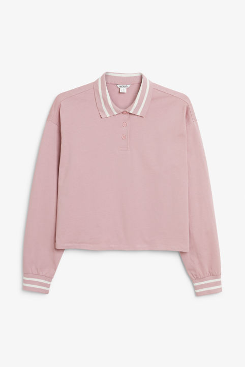 Front image of Monki  in pink