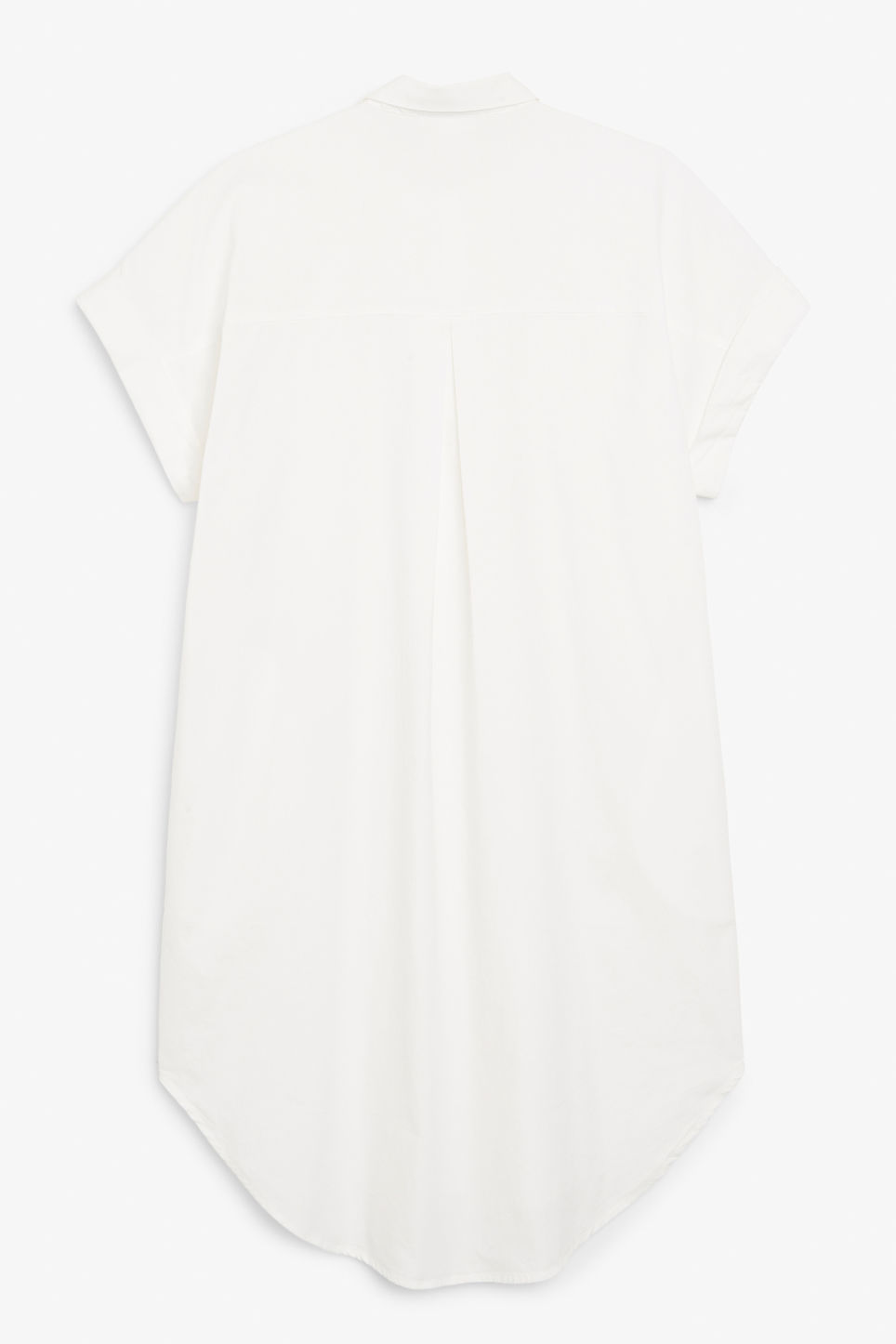 Back image of Monki  in white