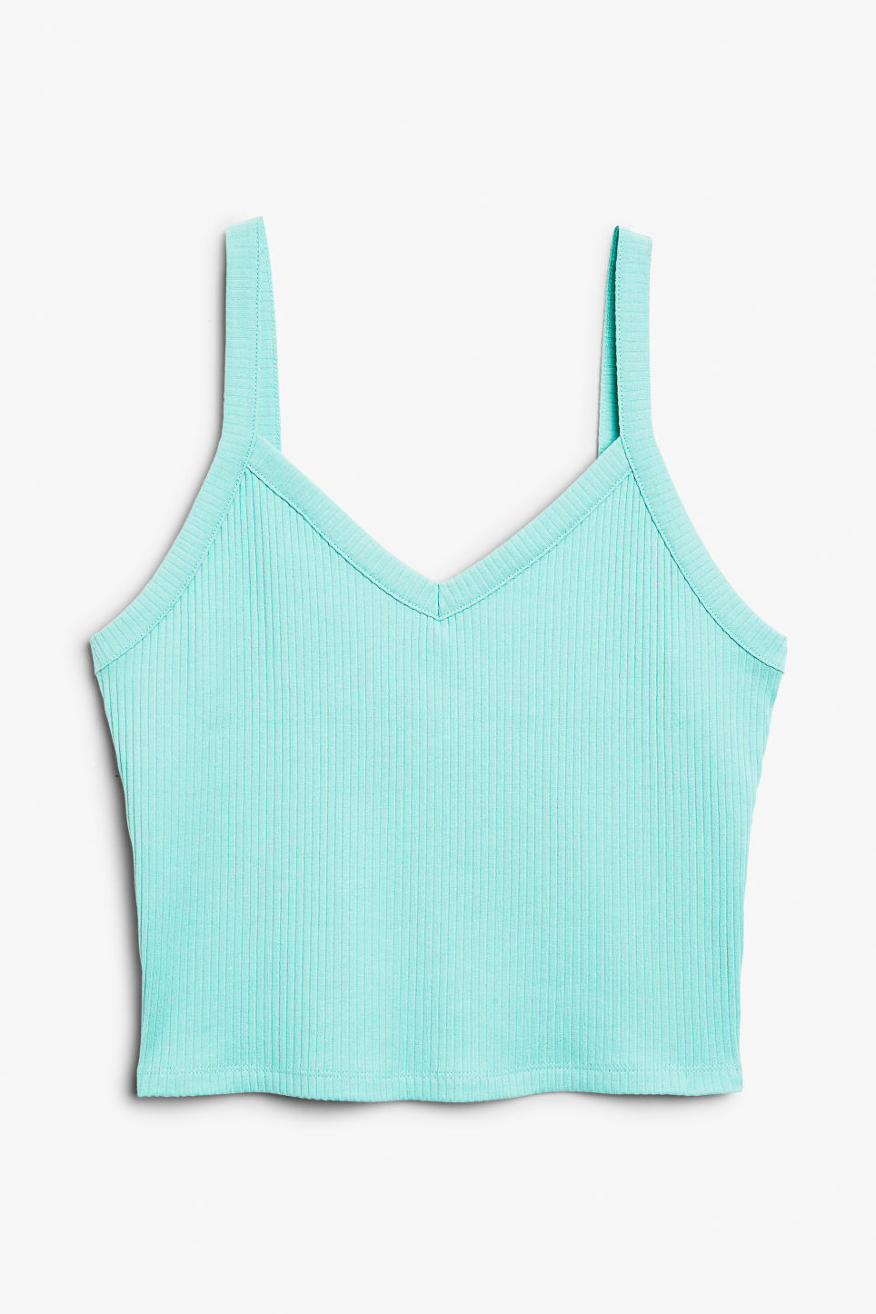 Front image of Monki  in turquoise