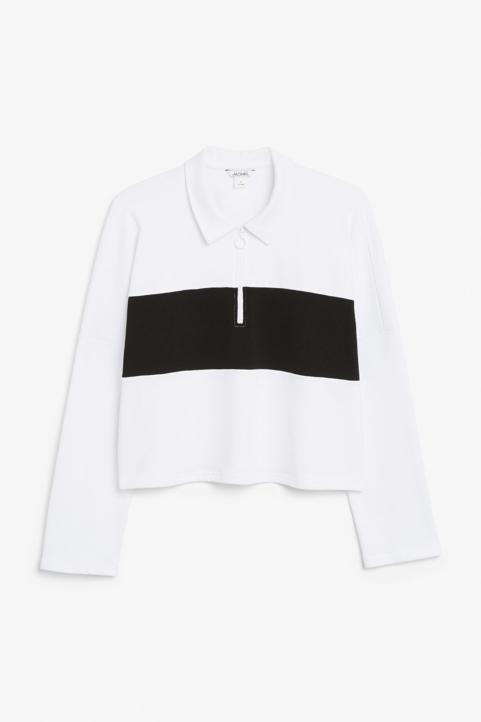 Front image of Monki  in white