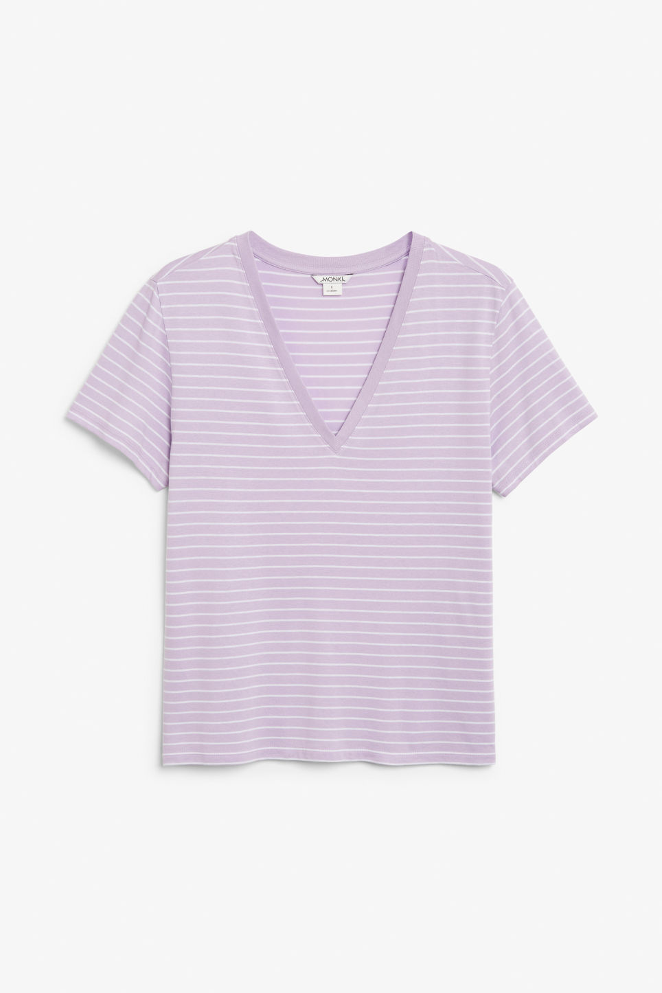 Front image of Monki  in purple