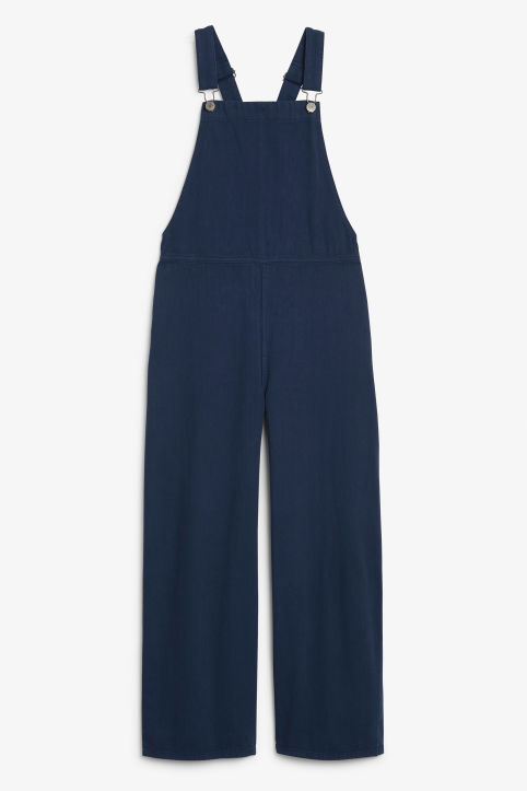 Classic cotton dungarees