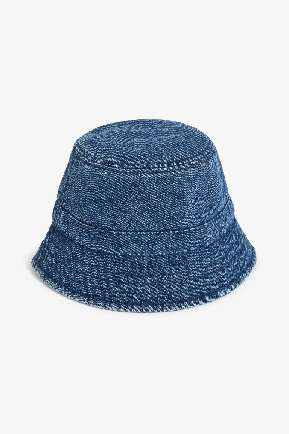 51f3987eb7b Denim bucket hat - Mid blue - Hats