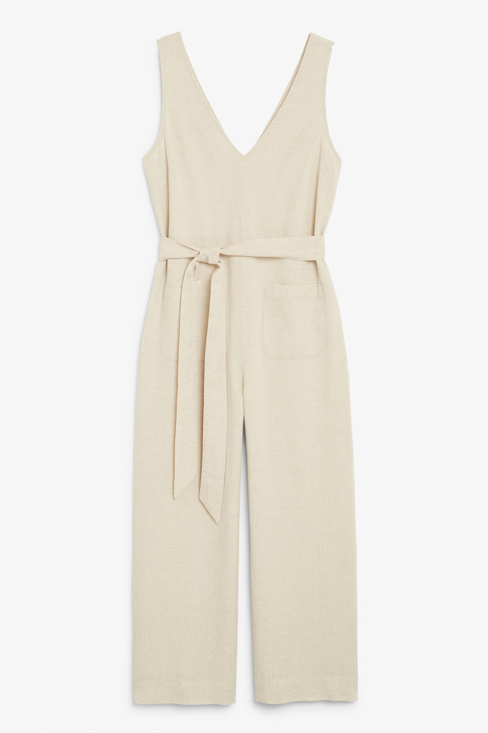Front image of Monki  in beige