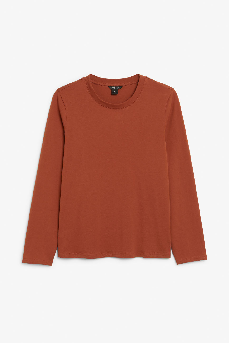 Front image of Monki  in orange
