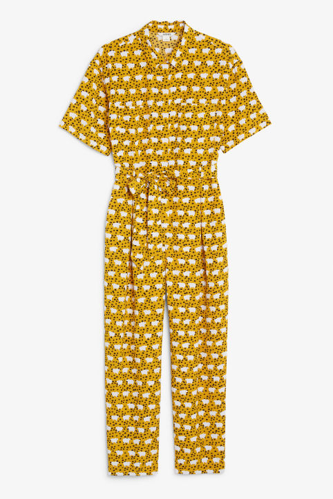 Cute sheep jumpsuit