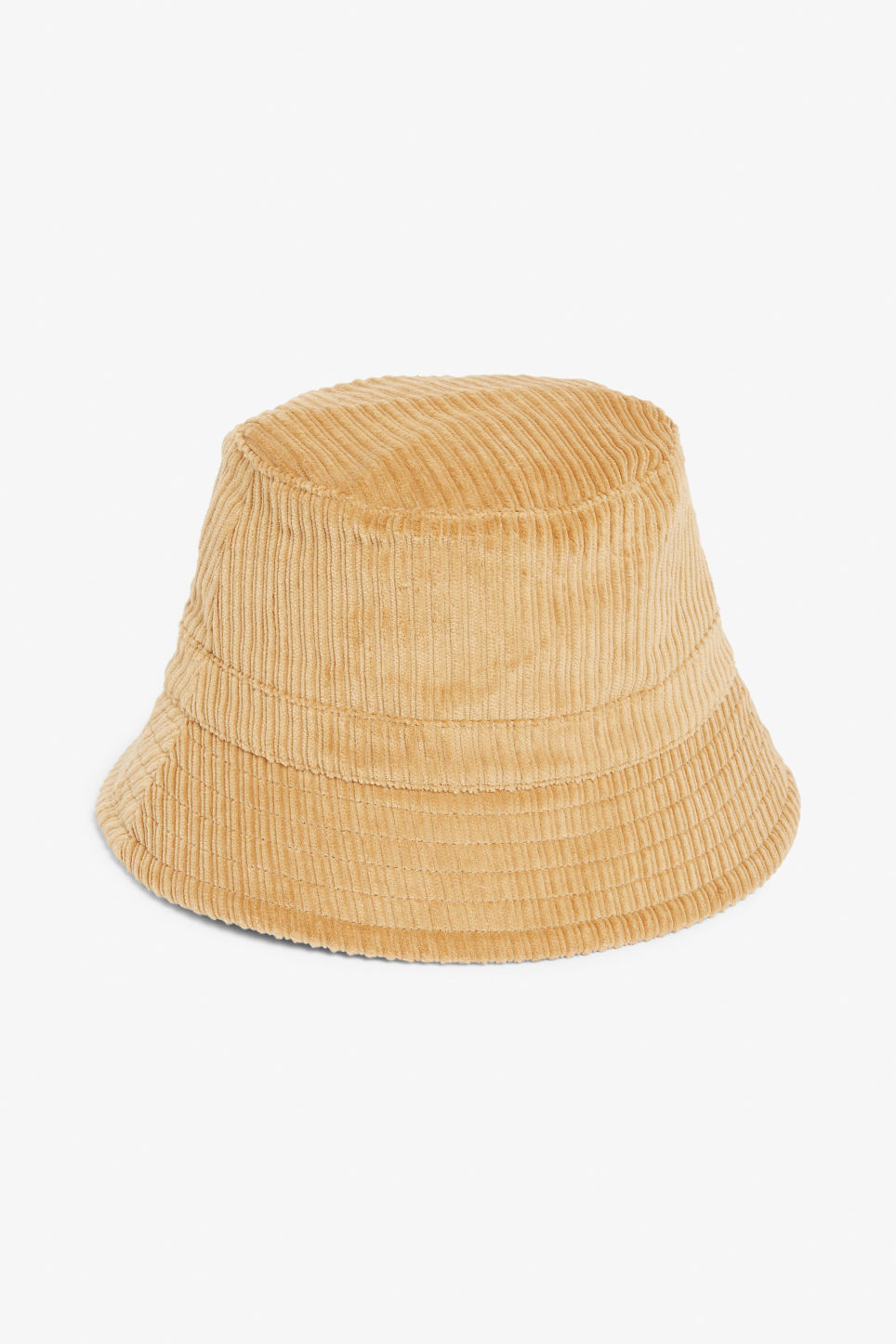 Bucket hat - Golden beige - Hats 0cafe691130
