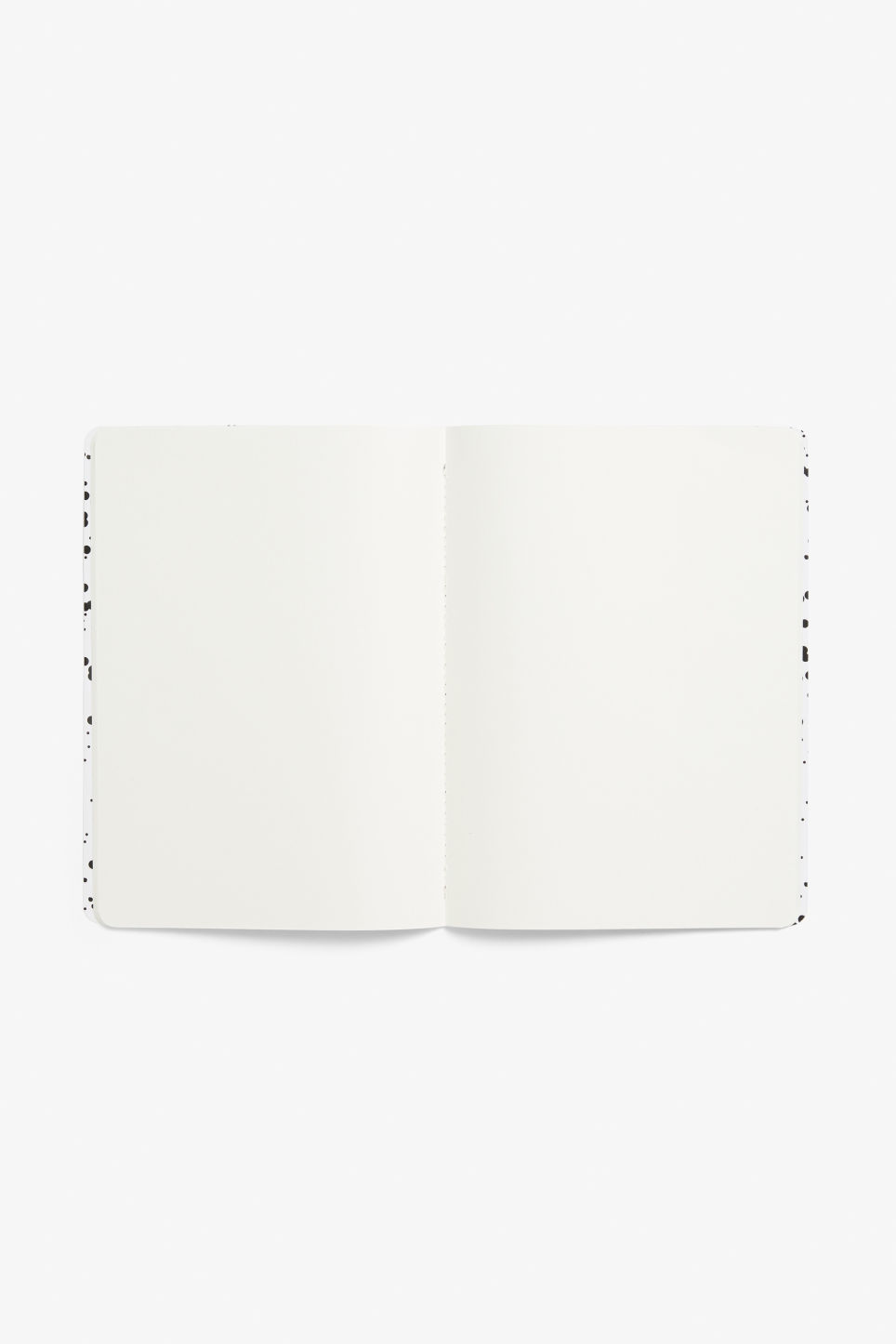 Detailed image of Monki notebook in purple