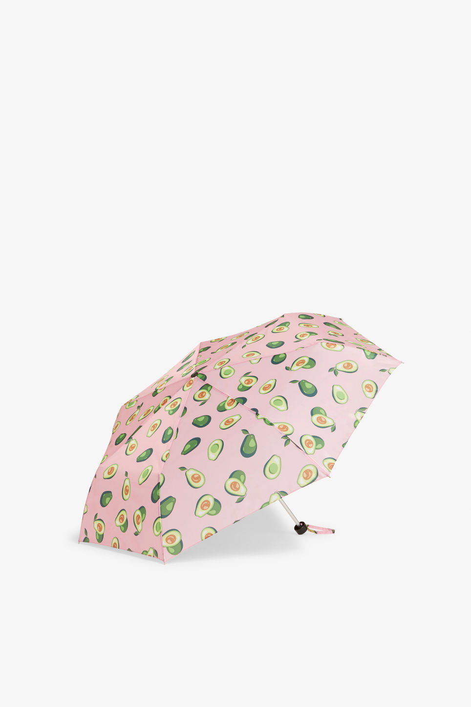 Detailed image of Monki monki umbrella in pink