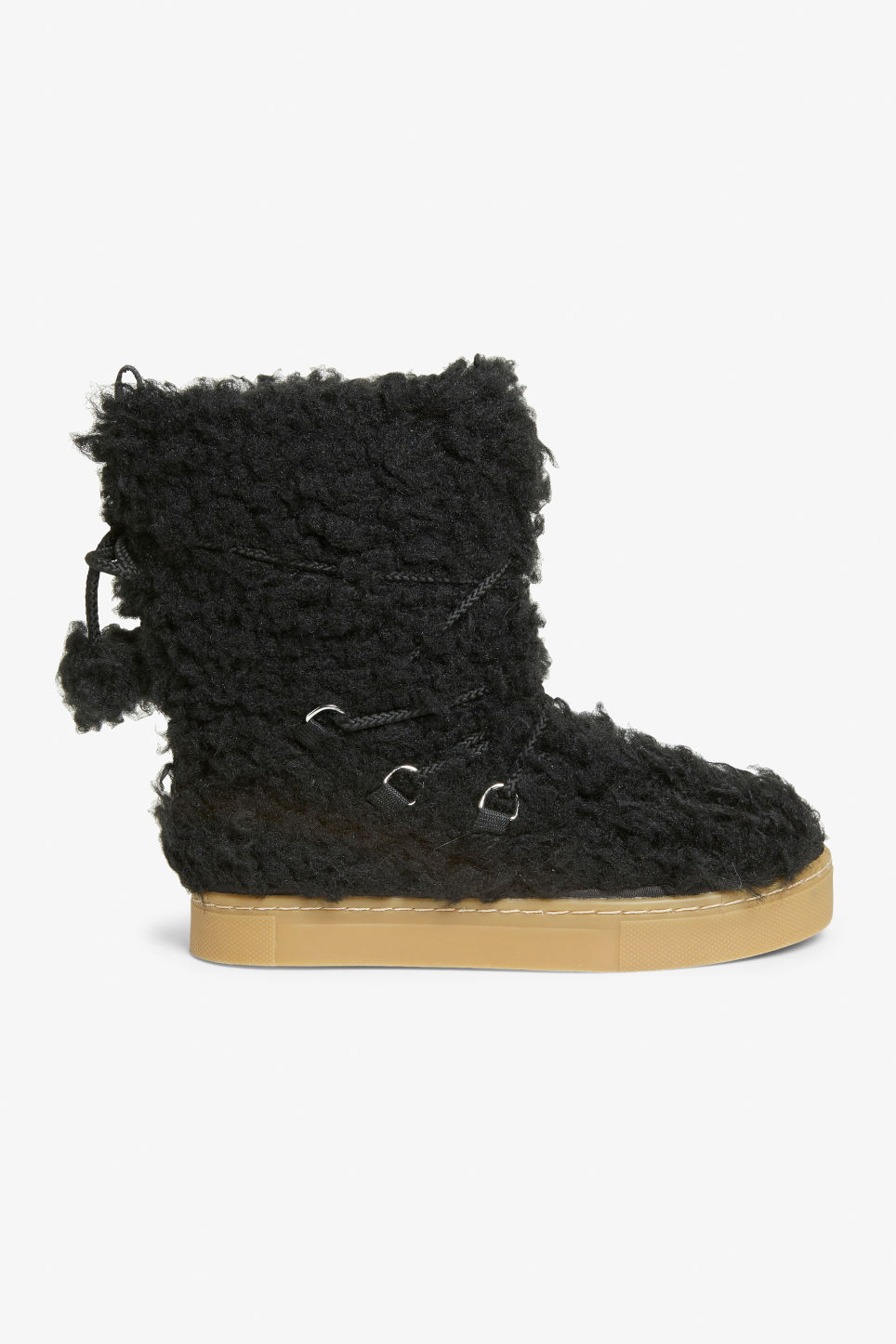Detailed image of Monki  in black