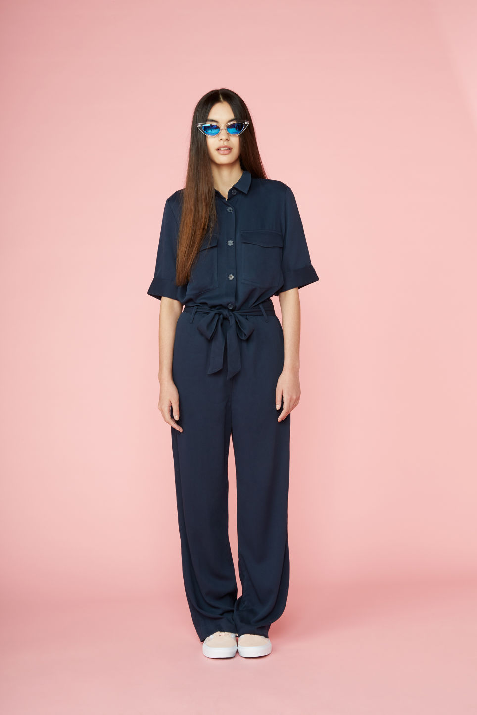 Detailed image of Monki  in blue